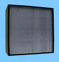 DEEP PLEAT HEPA FILTERS H10-H13