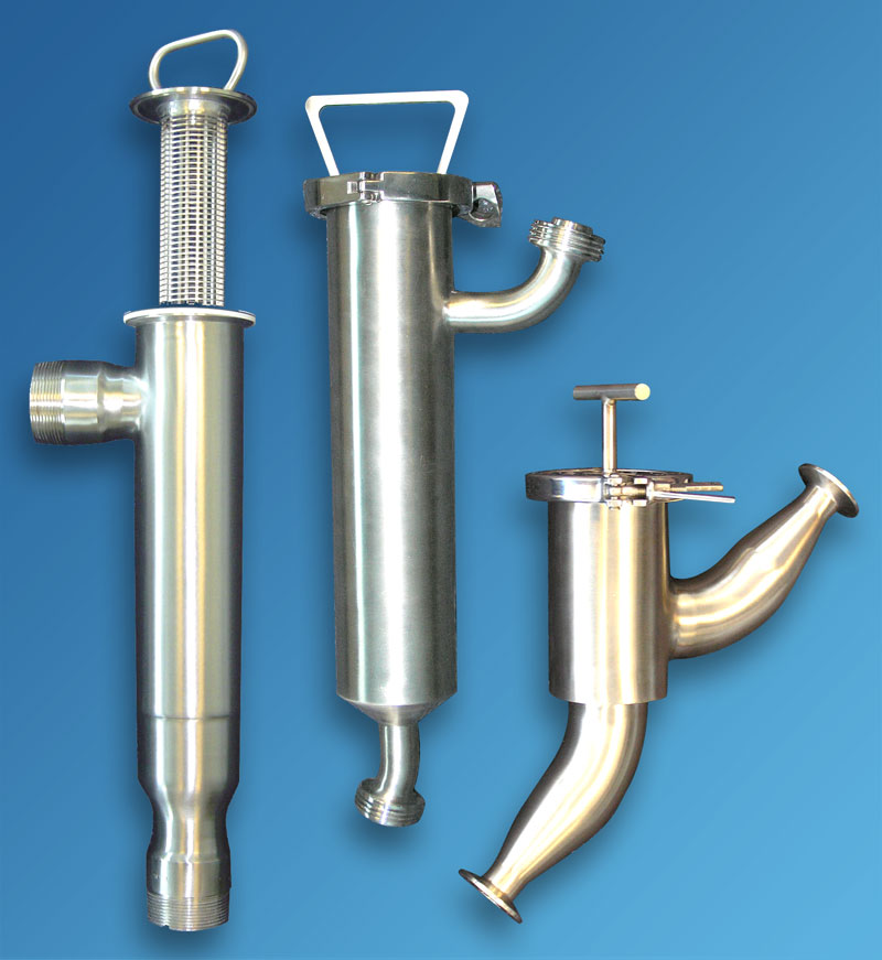 Hygienic Strainers from Prosep Filters