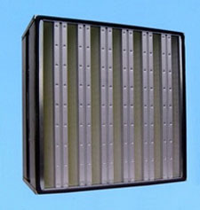 Multi Wedge Hepa Filters H13