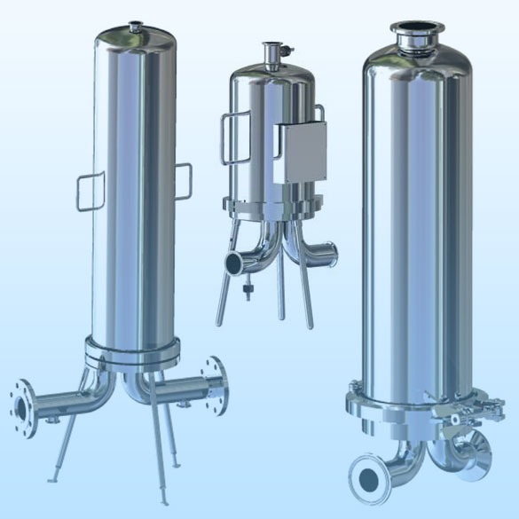 Process Liquid Filtration Filter Housings