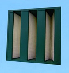 Rigid Pocket Hepa Filters