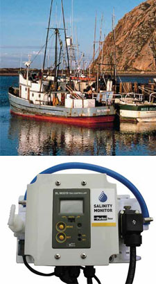 Salinity Monitor & Diversion Valve