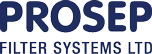 Prosep Filter Systems logo - own brand filtration products